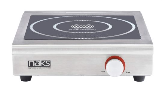 NAKS 3000W Countertop Electric Induction Range