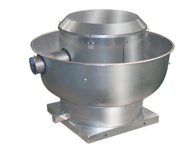 High Speed Direct Drive Exhaust Fan 1000 CFM 1406 RPM 1 PH w// Var Speed Control